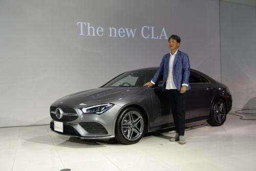 図1 新型「CLA」