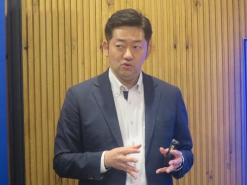Dropbox Japanの保坂大輔ソリューションアーキテクト