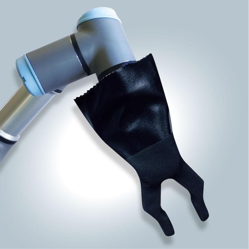図1:「ROBO Glove」 On RoBoT製「RG-2」向けに製作したもの。(出所:東和コーポレーション)