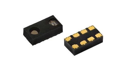 検出距離が最大30cmと長い近接センサーモジュール。Vishay Intertechnologyの写真