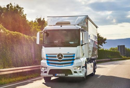 (写真:Daimler)