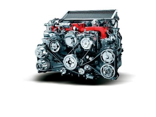 EJ20型エンジン