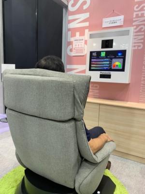 昨年(CEATEC JAPAN 2018)の出展例