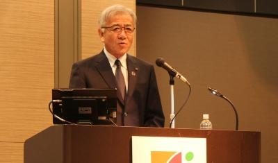 セブン&アイ・ホールディングスの井阪隆一社長