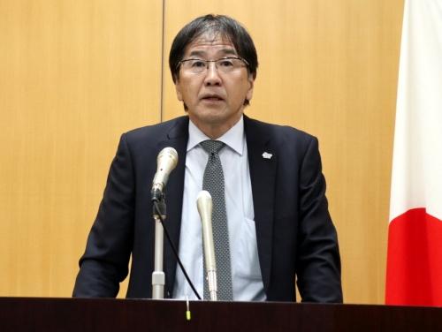 内閣府の葛巻清吾自動運転担当プログラムディレクター