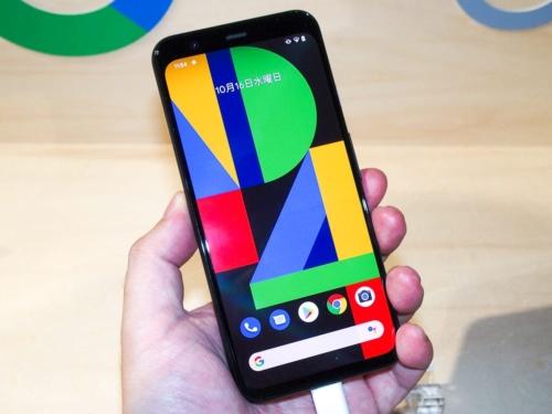 写真4●Google Pixel 4