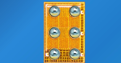TOF方式のLiDARに向けた+15V耐圧のGaNトランジスタ。Efficient Power Conversion(EPC)の写真