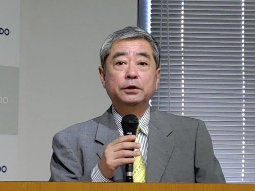 NEDOの宮本和彦ロボット・AI部プロジェクトマネージャー
