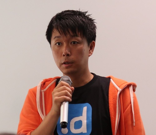 dotDataの藤巻遼平CEO(最高経営責任者)