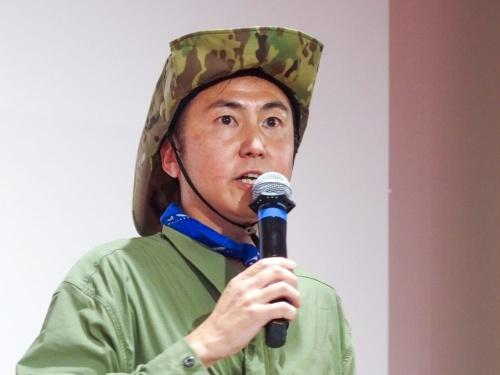 写真2●楽天 楽天市場 トレンドハンターの清水淳氏