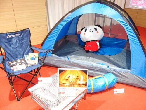 写真5●ソロキャンプやたき火台など「まったり」需要が増加