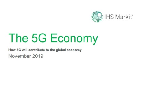 The 5G Economy:How 5G will contribute to the global economy