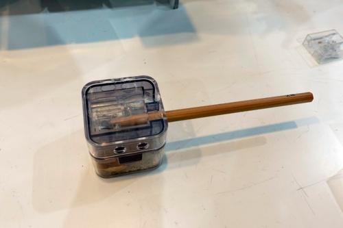 図1 「日本式鉛筆削り634」