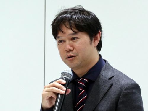 東急の森田創・都市交通戦略企画グループ課長