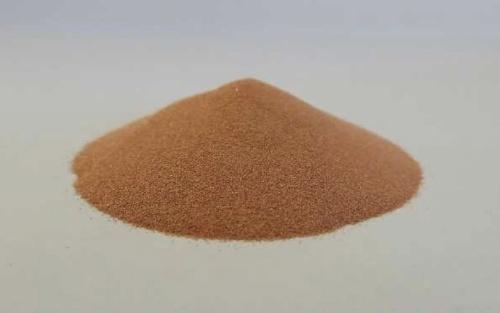 図1:新開発の3Dプリンター用純銅粉