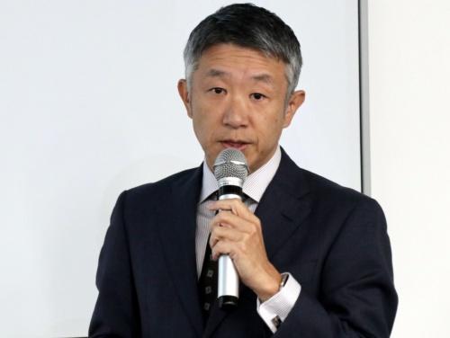 日本IBMの伊藤昇常務執行役員