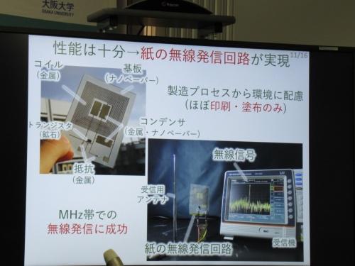 無線発信回路の構成