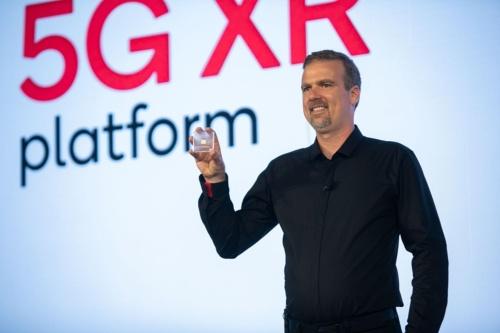 「Snapdragon XR2」を掲げるQualcomm TechnologiesのHugo Swart氏(VP and Head of XR)