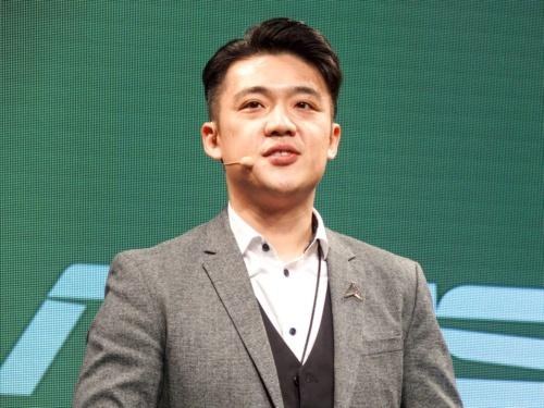 写真2●ASUS JAPAN代表取締役社長のアルヴィン・チェン氏