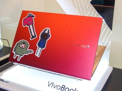 写真6●VivoBook S15の天板