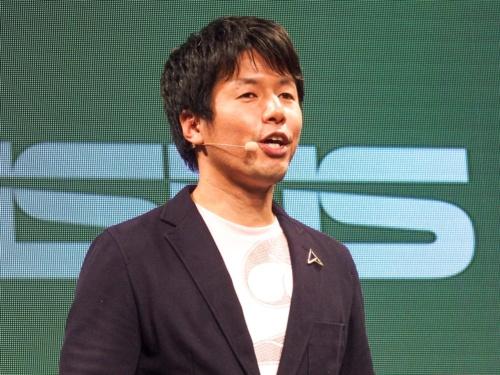 写真9●ASUS JAPAN システムビジネス部テクニカルプロダクトシニアマネージャーの西康宏氏