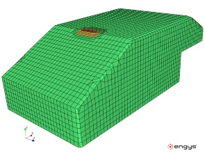 図2 メッシュの隙間を埋めるラッピング機能