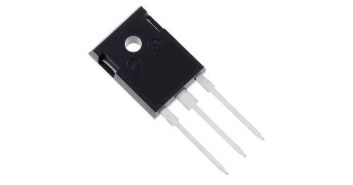 調理家電に向けた+1350V耐圧のIGBT。東芝デバイス&ストレージの写真