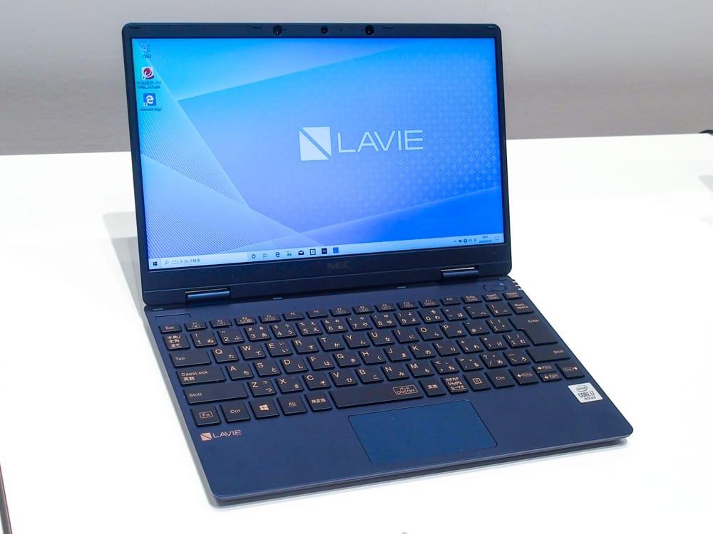写真9●LAVIE Note Mobile