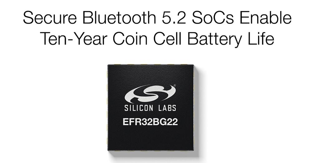 今回の新製品の「EFR32BG22(BG22)」 Silicon Laboratoriesのスライド
