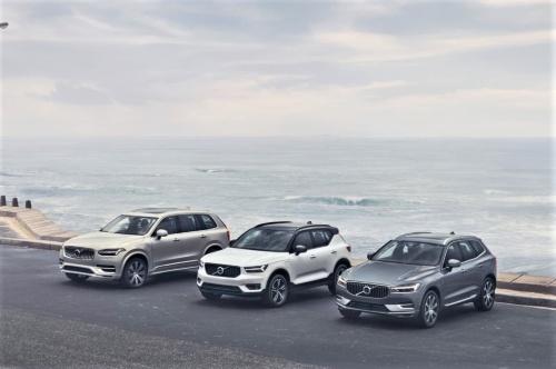 (写真:Volvo Cars)