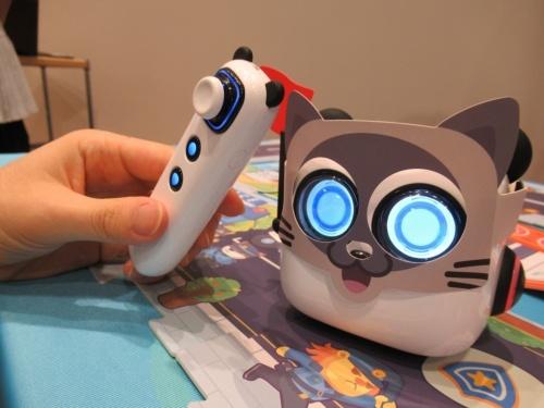 メイクブロックが開発した幼児・児童向けプログラミングロボット「mTiny(エムタイニー)」