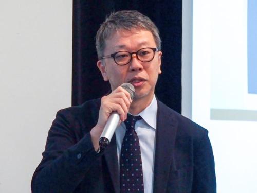 写真3●IIJの亀井正浩MVNO事業部コンシューマサービス部長