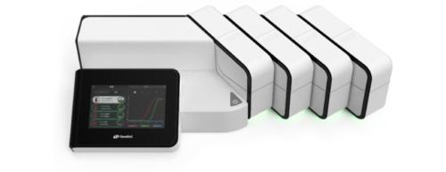 マイクロ流路型遺伝子定量装置「GeneSoC」