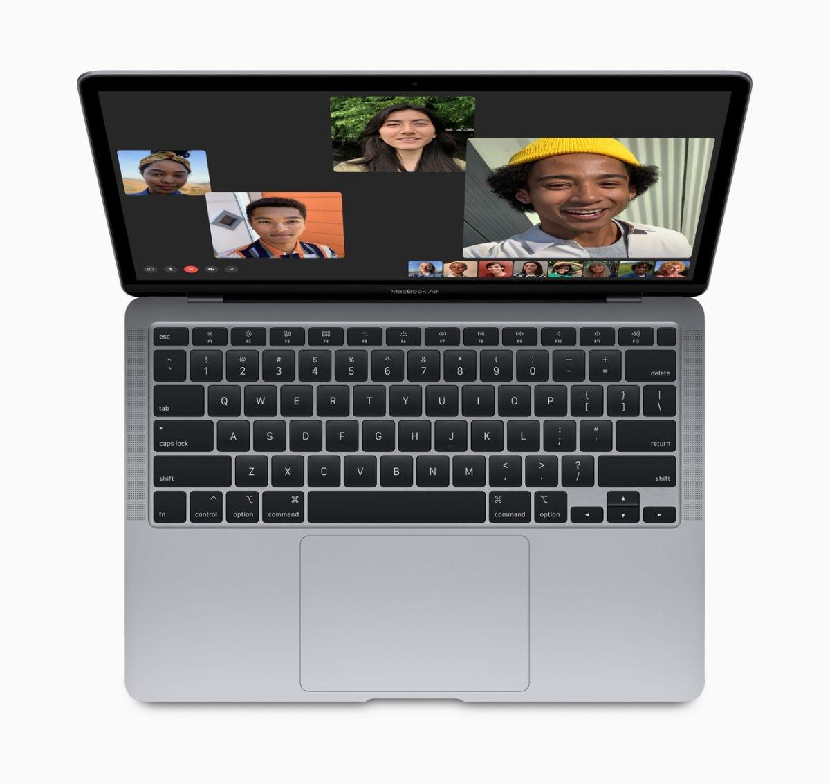 新型「MacBook Air」