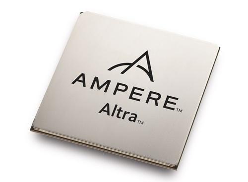 80個のArmコアを集積するサーバー専用MPU「Ampere Altra」