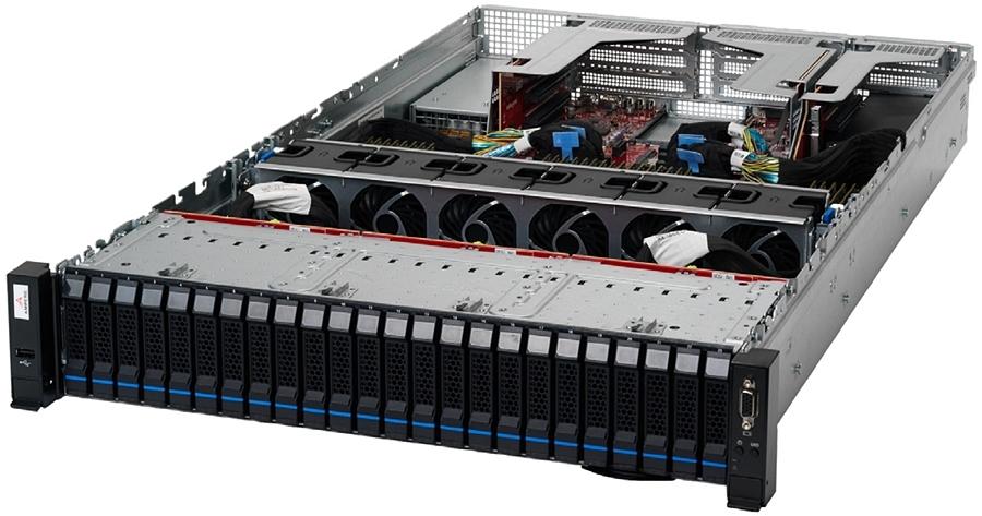ラックサーバーの「Mt. Jade Platform」 Ampereの写真