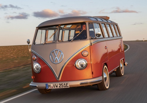 (写真:Volkswagen Commercial Vehicles)