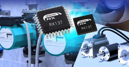 新製品の「RX13T」と応用イメージ