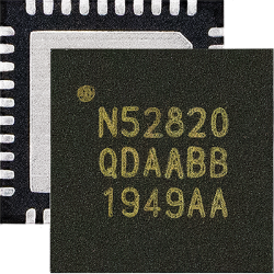 新製品の「nRF52820」