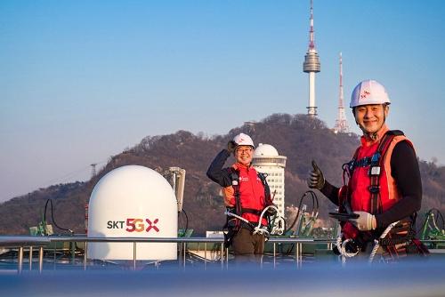 出所:SK Telecom