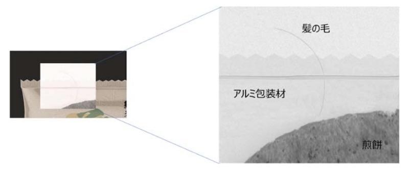 図3:撮像例(出所:浜松ホトニクス)