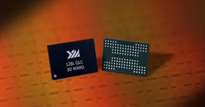 128層積層の1.33TビットQLC 3D NANDフラッシュメモリー
