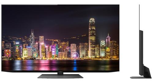 シャープ初の有機ELテレビ「4T-C65CQ1」