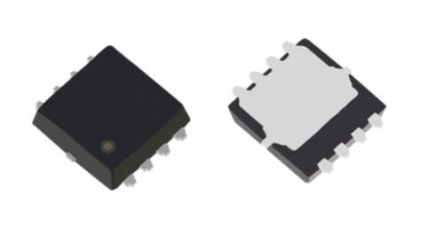 低オン抵抗の車載機器向け40V/60V耐圧MOSFET