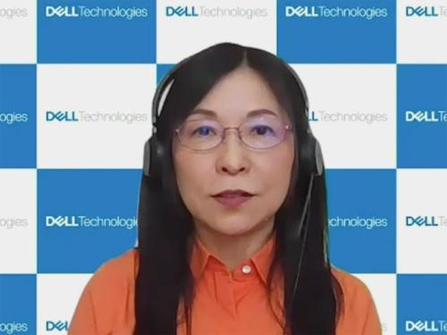 デルの山田千代子常務執行役員クライアント・ソリューションズ統括本部長