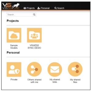 図2:管理用画面のイメージ