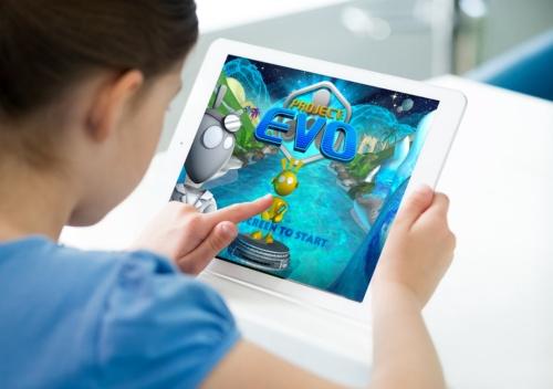 注意欠陥・多動性障害(ADHD)を対象とするデジタル治療のイメージ