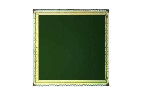 図1:キヤノンが開発した100万画素のSPADのプロトタイプ