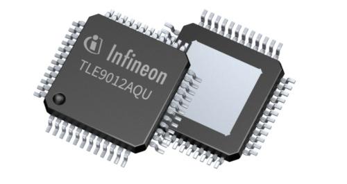 電気自動車やハイブリッド車などに向けたLiイオン2次電池用電池管理IC