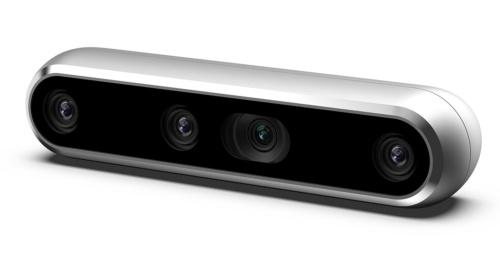 新製品の「RealSense D455」